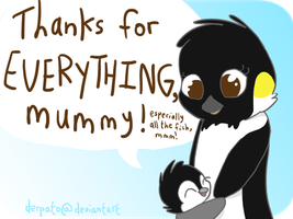 Happy Mothers' Day 2013! by derpato