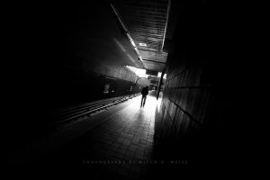 Subway Silhouette by Omega300m