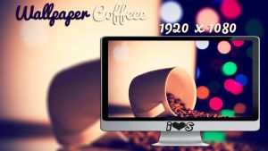 Wallpaper coffeee by oOILOVESONGOo