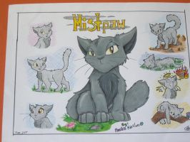 Mistpaw by Maplespot7