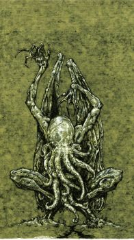 vision of cthulhu by nicktheartisticfreak