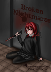 Broken Nightmares Cover by AddictiveNightmare