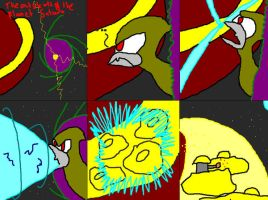 Parasite 26 by patrick20cool