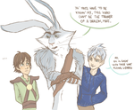 Some pooka looks jealous by ASAMESHII