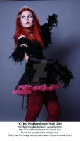 Trash Princess Goth Stock 001 by MADmoiselleMeliStock