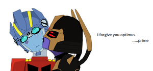i forgive you optimus prime by holly8894
