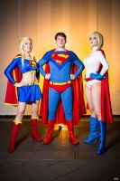 Heroes from Krypton by RinaG