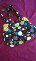 Polka dot lots o pockets purse by Gd00dle