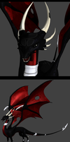 Cynder Finalized by OmicronWanderer