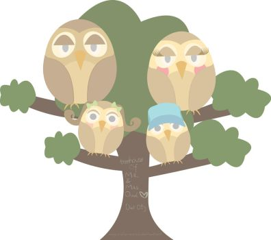 owl family live in owl city by magicalariessa