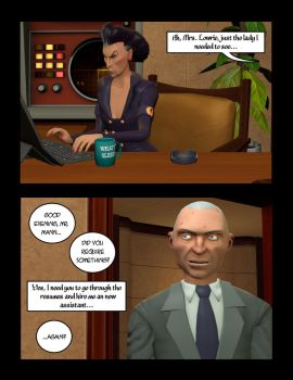 The Spy Who Grabbed Me Page 920 by Blu-Scout18
