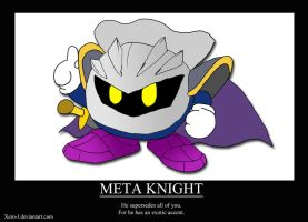 Meta Knight-Exotic Accent by Xero-J