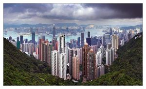 HK I - Peak View by cody29