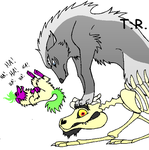 Walter vs Achmed by The-Ravens-Of-Moraea