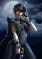 Bayonetta 2 by ChoppaDave