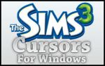 The Sims 3 Cursors for Windows by Flabaliki