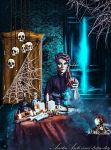 A Witch Tale by Lolita-Artz