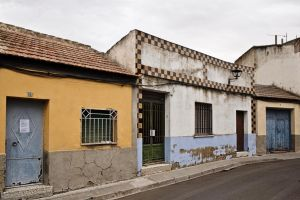 Calle Casas Viejas Normal by SuperStar-Stock