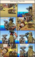 Davy Jones' Day Off pg 9 by Swashbookler