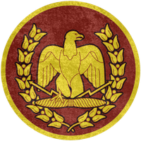 Total War: Rome 2 ~ Rome Faction Symbol by Undevicesimus