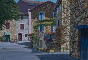 A spring day in Aurel, France by fredasurgenor