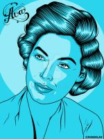 Beauty and Type Ava by roberlan