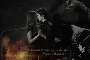 I've Never Seen You More Alive - Delena by Vampiric-Time-Lord