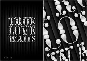 TRUE LOVE WAITS by in-spiro