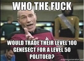 My thoughts on the Pokemon GTS system by Michael-J-Hawk