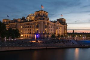 Reichstag Berlin  D71-5385 by BiBiARTs