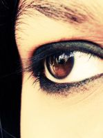 just my right eye by Aparazita-R