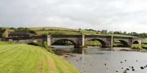 Burnsall Bridge by ahappierlife