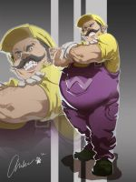Is that Wario? by am-bearre