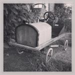 iPhone moment - Vintage kiddy car by BrendanR85