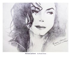 Michael Jackson 017 nothing compared to you by HitomiOsanai