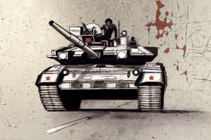 Tank by 20thCenturyWarfare