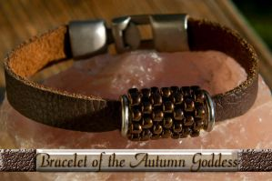 Bracelet of the Autumn Goddess by Nameda