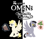 My Little Omens by Launchycat
