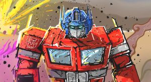 Optimus by rekmac