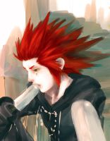 +Axel - Detail+ by Chinchikurin