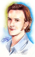 Richard Speight Jr by rivertem