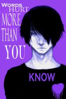 More than you know by rebel467