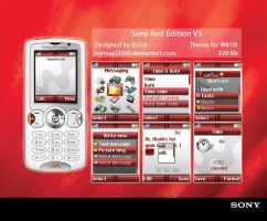Sony Red Edition V3 by burmaci2000