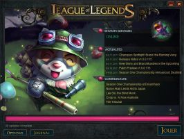 LOL personal Launcher - Teemo by Alstorius