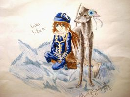 Luka and Falea by BlueNightButterfly