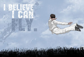 I believe I can fly... by FoxedPeople