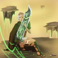 Riven by HatterMadness