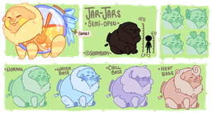JARJARs Species Reference [Semi-Open] by SC00TY