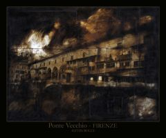 Ponte Vecchio - Firenze by kevissimo