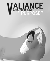 Valiance Chapter 1 Cover by frenchly